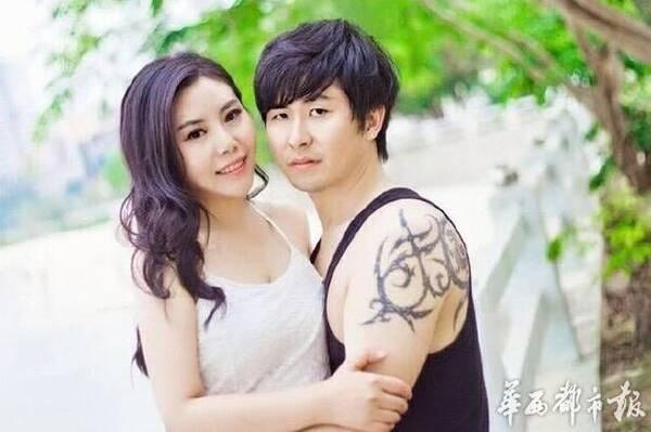 纪敏佳大婚!没办婚礼秘密摆家宴 老公为北京成功人士