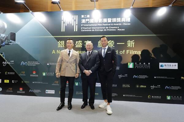 第二届澳门国际影展蓄势待发 甄子丹担任明星大使