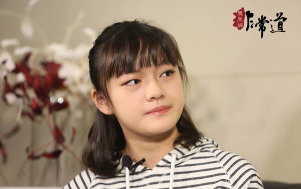 拍《嘉年华》坚定做演员 14岁文淇金马赢了老戏骨