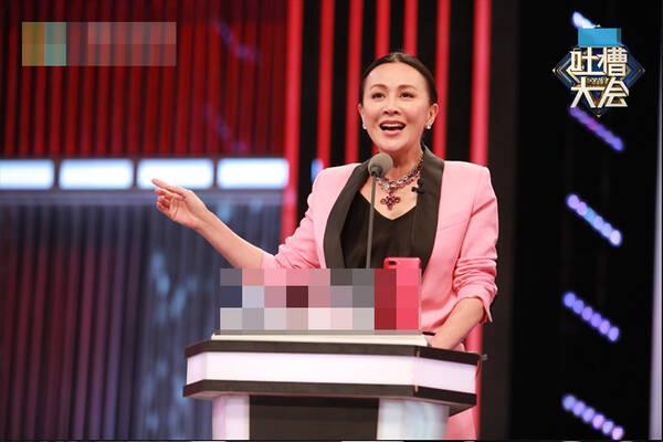 """刘嘉玲驾到《吐槽大会2》 """"半生夫妻""""郭晓东随行"""
