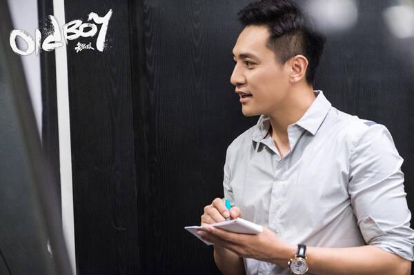 《老男孩》曝特辑 论刘烨胡先煦父子情正确的打开方式