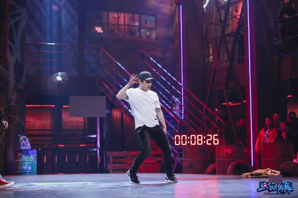 """《这就是街舞》韩宇谈""""抢七"""":告诉自己一定要稳赢"""