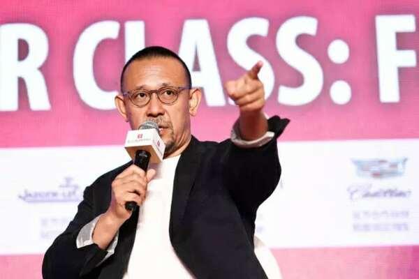 上影节Day3:姜文大谈抗日题材,杨幂要支持公益电影
