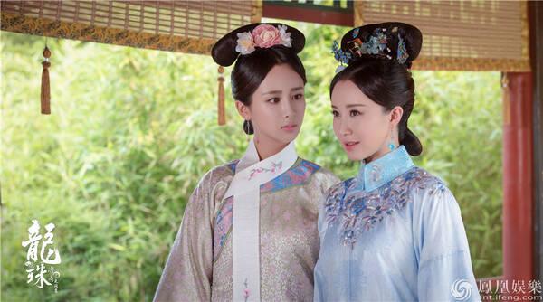 杨紫为舒畅庆生 十三年后《龙珠传奇》再合作