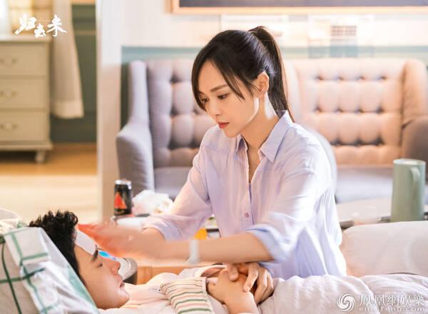 """《归去来》口碑收视双赢 """"唐嫣哭戏""""被赞演技进步"""