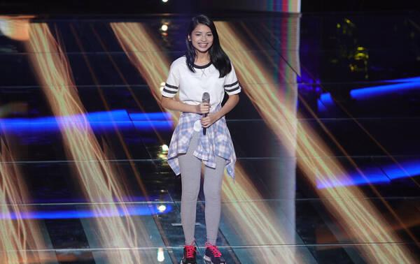 《新歌声》马来美女来头不小 老师曾为张惠妹做专辑