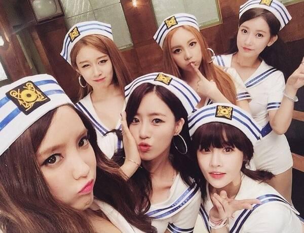 T-ara排挤花英?其姐姐却被曝恐吓队员:刮花你的脸