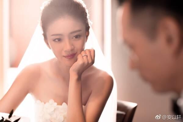 恭喜!安以轩宣布结婚 男方身家百亿交往两年