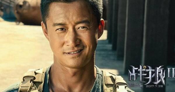 能破60亿?《战狼2》再次延期 将放映至10月28日
