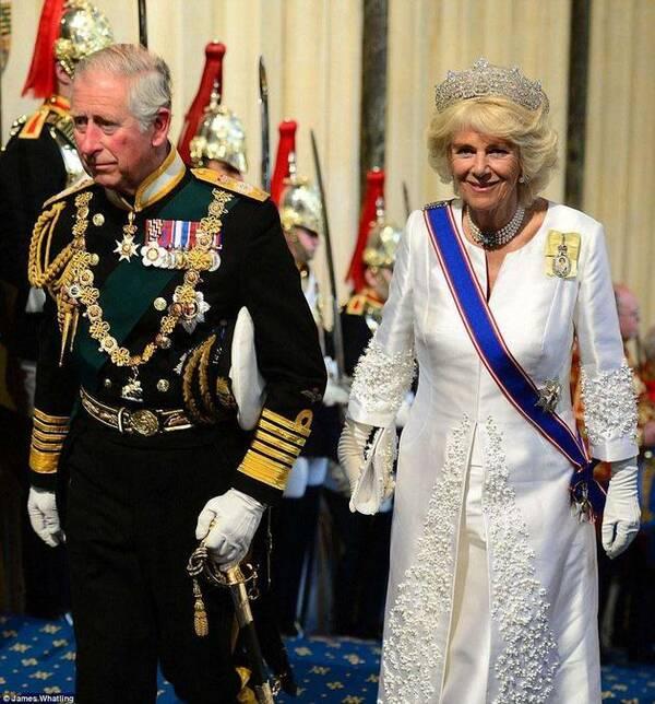 英国女王酒后吐真言 怒骂查尔斯王储妻子是恶人