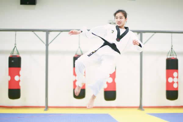 《旋风少女3》跆拳少女李程程成女主