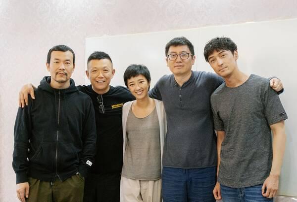 刁亦男新片选角定胡歌 出品人李力:他俩相见恨晚