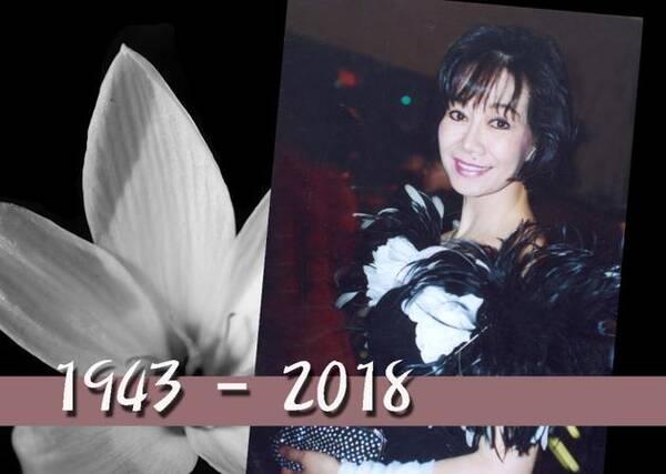 香港著名作家林燕妮因肺癌去世 享年75岁