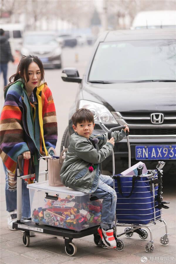 """霍思燕:嗯哼的偶像是我,杜江不是""""妻管严"""""""