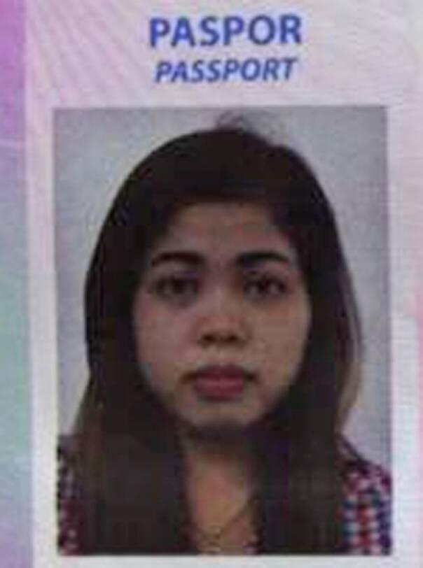 金正男遇害案印尼嫌犯:拥有双重身份 离婚有一子