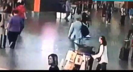 金正男遇刺全程监控视频首次曝光!(视频)