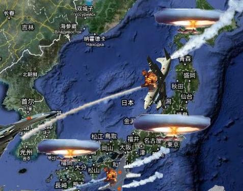 实际上,中国舰队在战争情况下甚至无法突破为基础的第一岛链,由于日美