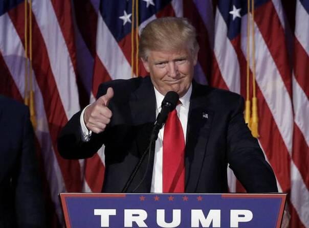 特朗普上台之后:对世界政治的四个判断 - 赣西之子(曾  锋) - 赣西之子(曾锋)博客