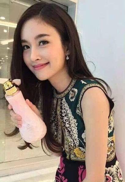 泰国最美女星 俘获古天乐张家辉等男神的心图片