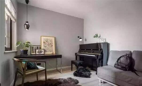 钢琴背景墙设计