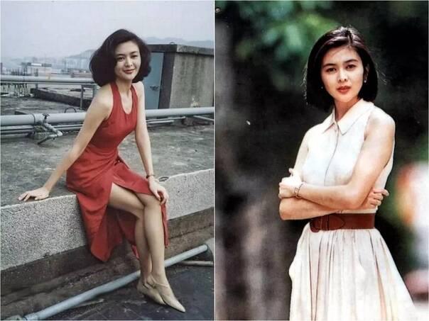 80年代的香港女明星 时髦得比现在有趣多了