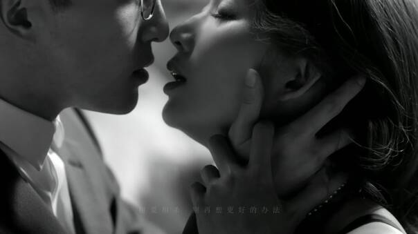 薛之谦林志玲吻戏是《动物世界》mv剧情需要?
