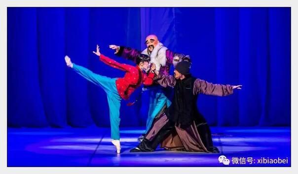 """好久不见   69岁芭蕾女神森下洋子来华再跳""""喜儿"""",田华起立鼓掌图片"""