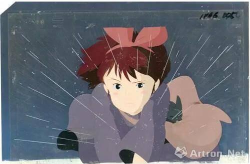 雅昌专稿 丨 跟随日本动漫大师的创作 回味青春记忆里图片
