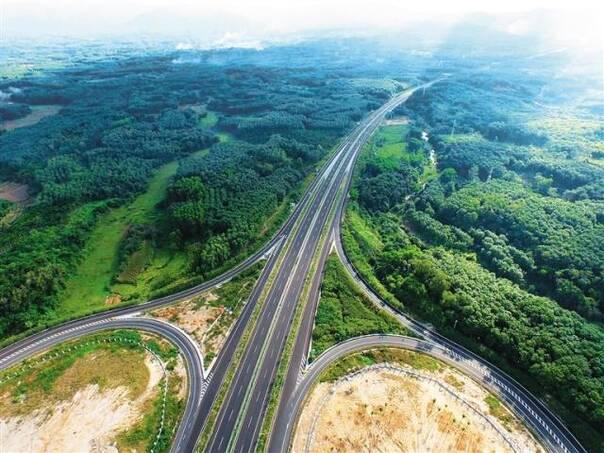 海岛公路旅行线路推荐  g98海岸公路  g98环岛高速公路东线段途经