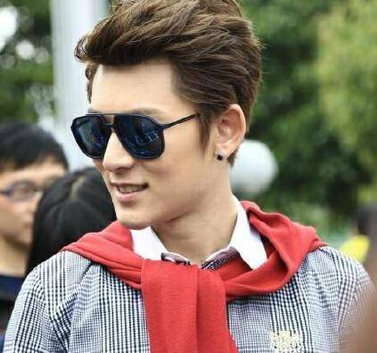 戴墨镜超帅的男星,鹿晗第六李易峰第二,第一是他!