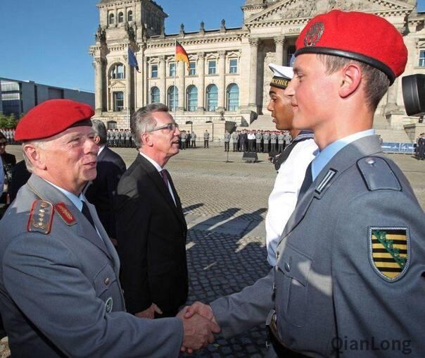 联邦德国国防军 二战之后首战科索沃