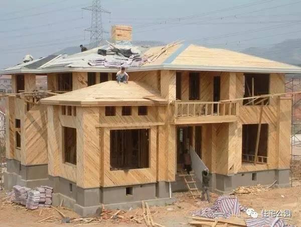 木结构的好处这么多,农村人却很少有人用它?
