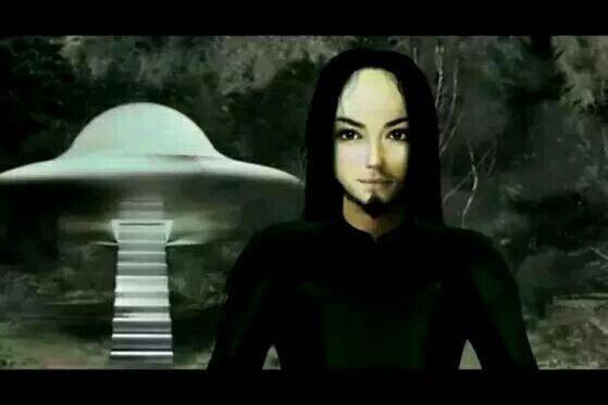 绝密ufo照片 外星人真实存在