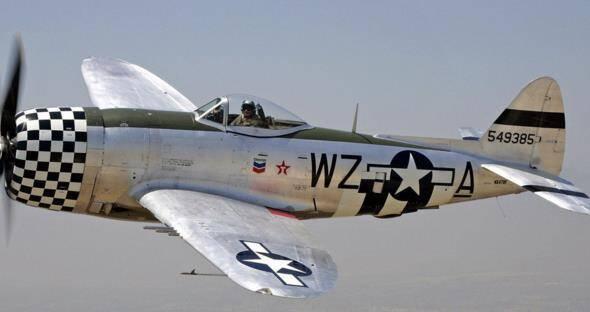 二战著名战斗机盘点 日本零式垫底仍然打爆中国空军