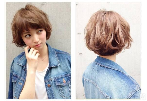 每到夏天就纠结剪短发 30款超美日系短发让你下定决心
