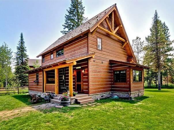 农村建房子 来套木屋怎么样?