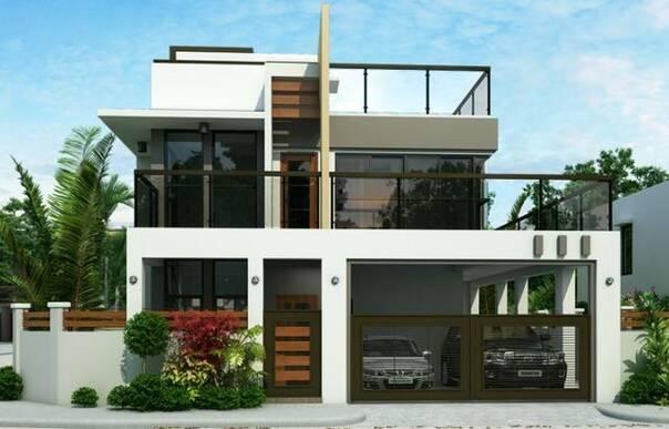 农村自建房,一层厨房卫生间楼梯加餐厅,二三层两个一样的房间,求设计图片