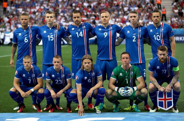 冰岛足球队世界排名
