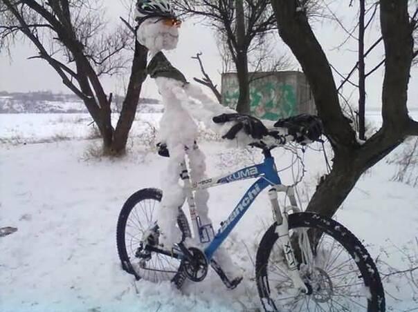 骑自行车可以减肥,是真的