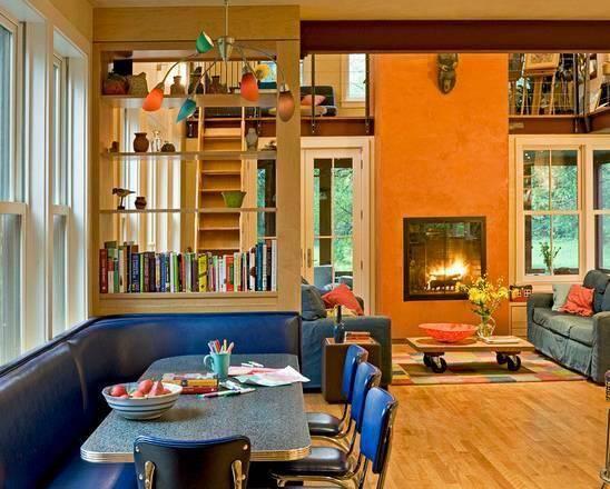 3  封闭小空间  变身家庭餐厅  储藏室还是卧室变身?