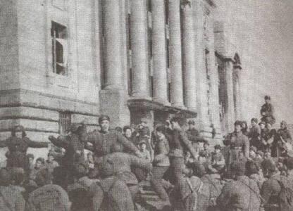 【转载】哪支国民党起义改编部队在朝鲜第一个打进汉城? - 张绍鸾 - 张绍鸾的博客