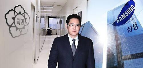 """三星否认向朴槿惠行贿430亿 称将""""揭露真相"""""""