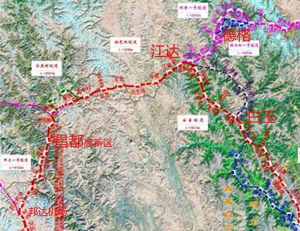 唐驳虎:川藏铁路不是难于上青天,是真的要上天 - hubao.an - hubao.an的博客