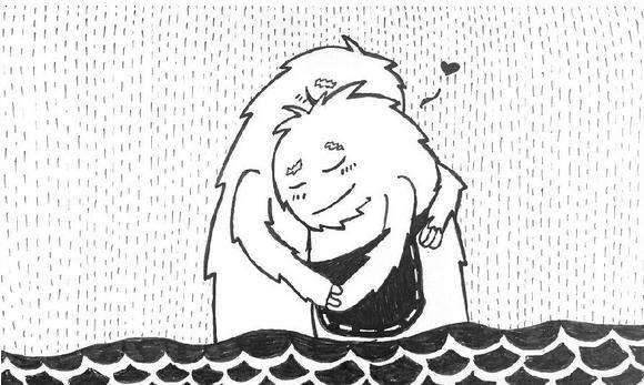 动漫 简笔画 卡通 漫画 手绘 头像 线稿 580_347