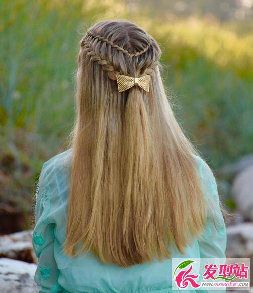 长头发简单漂亮扎-扎头发的方法100种_长头发简单漂亮扎视频_非常