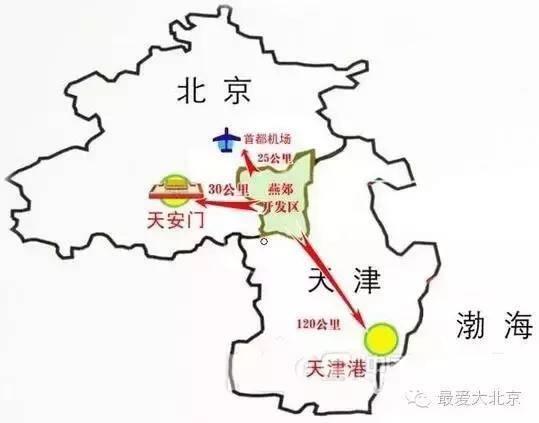 """这被人戏称为""""北京编外郊县""""的河北省廊坊市三河市(县级市)燕郊开发"""