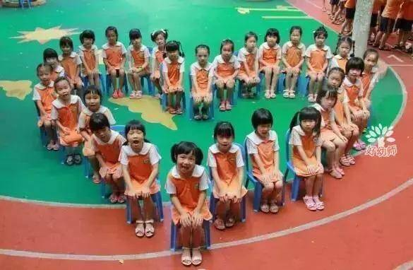 幼儿园创意毕业照,集体照,小组照,个人照全都有哦~老师们快来看看吧!图片