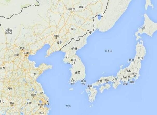 """""""东北亚""""将成取代中东的多事之地图片"""