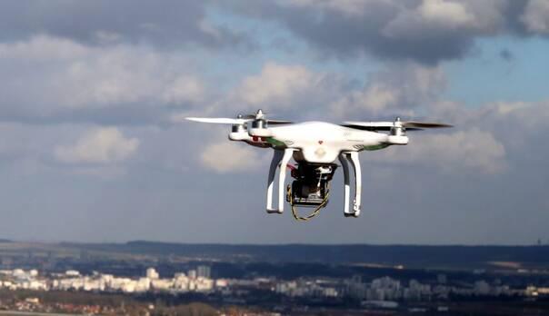 成为无人机发展史上的一个里程碑