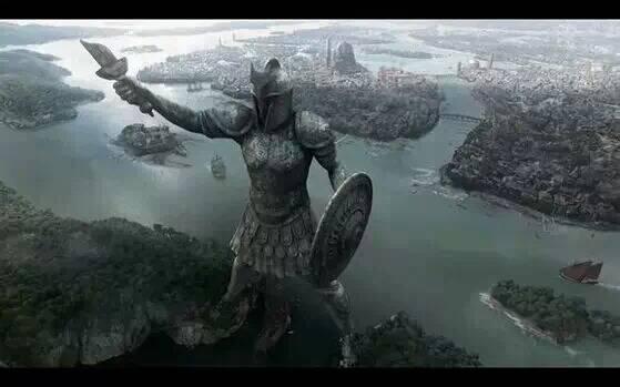 △罗德岛太阳神巨像 无垢者的原型: 耶尼切里(janissary)   无垢者